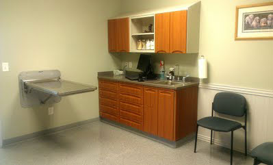 picture of Old York Veterinary exam room 2